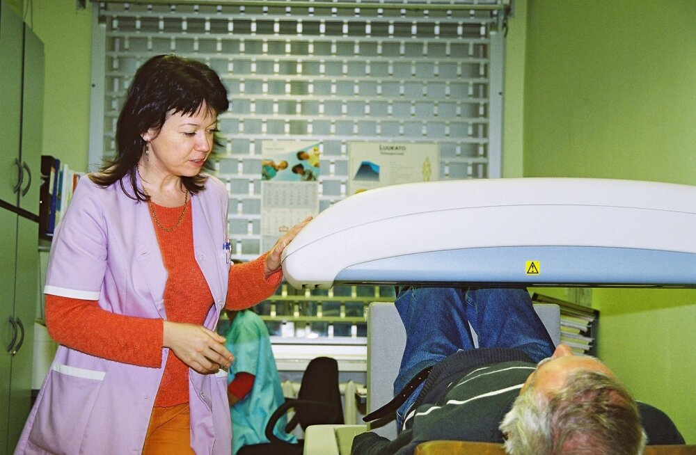 Salakaval haigus osteoporoos - kui luuhõrenemine algab, siis inimene ise seda ei tunne