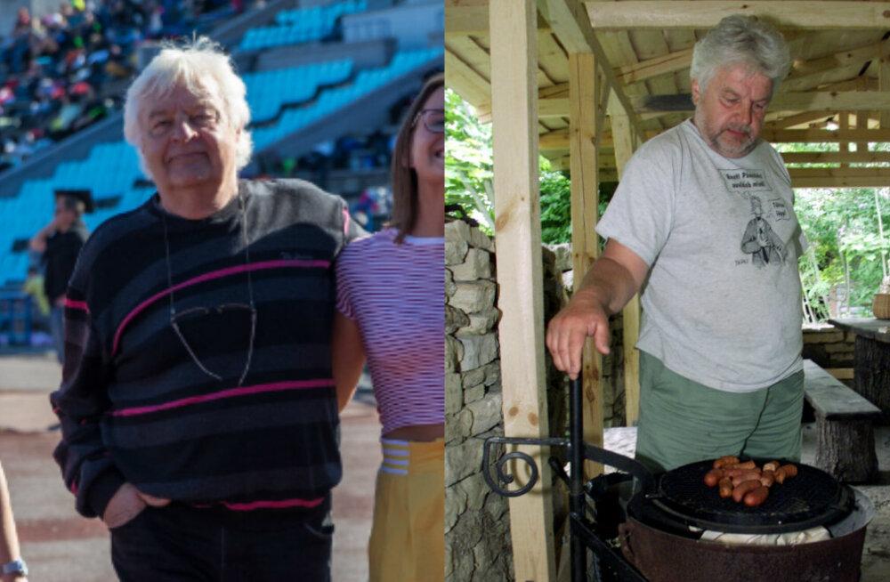 FOTOD | Enne ja pärast! Ivo Linna võttis ligi 25 kilo kaalust alla