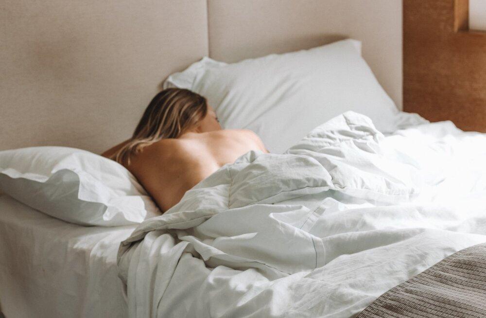 Ületöötamine ja väsimus: kui kogu aeg on kehatemperatuur natuke madalam, siis on midagi valesti