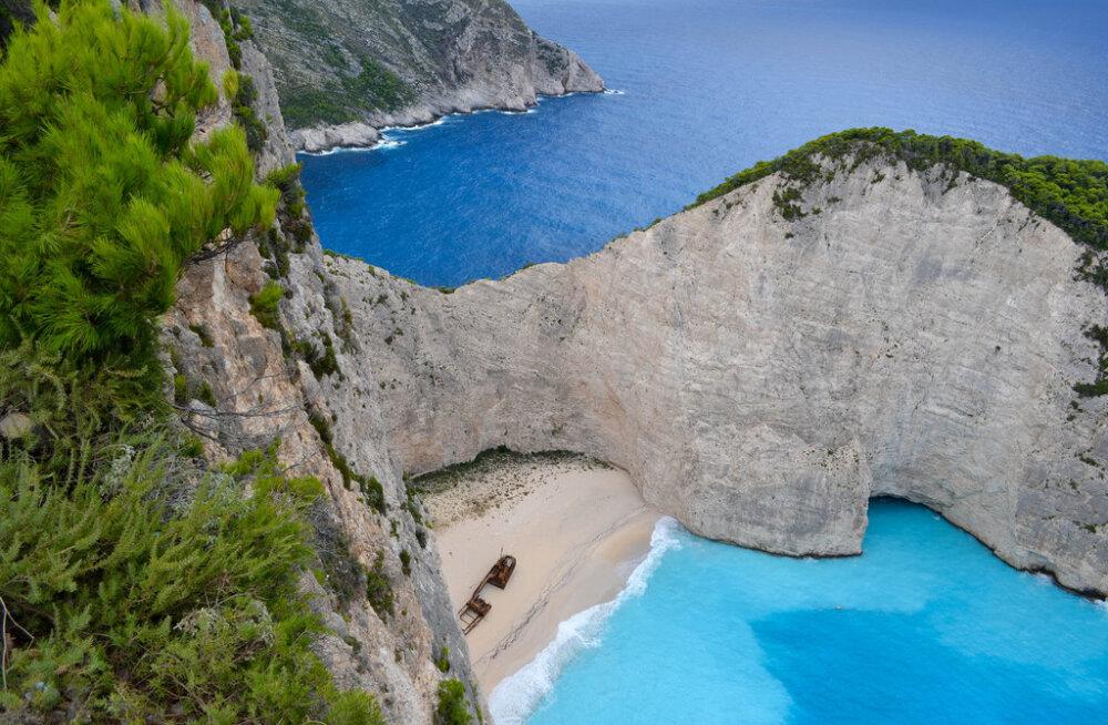 ФОТО. Райское удовольствие: самые невероятные пляжи мира