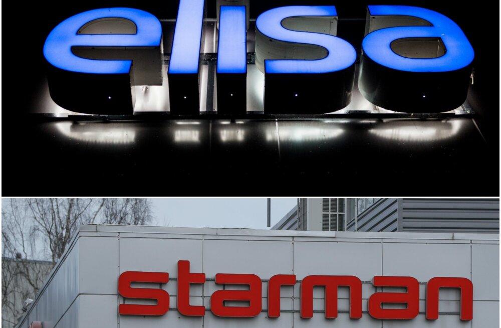 Turundussaade   Elisa ja Starmani liitmise lugu. Kuidas kahe tuntud brändi kokku sulandamine ikkagi toimus?