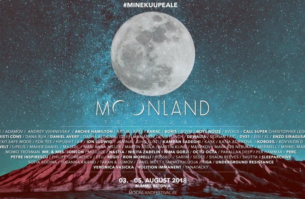 Ürituste üleküllus? Rummu karjääris toimuma pidanud Moonlandi tantsumuusika festival jääb ära