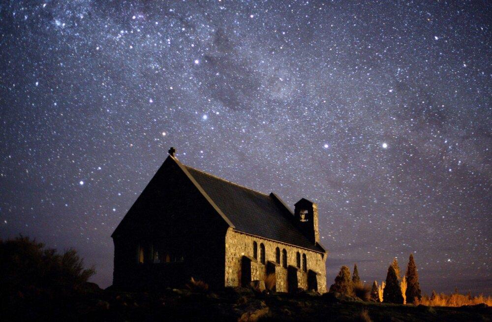 Astronoomid avastasid kõige väiksema teadaoleva taevatähe
