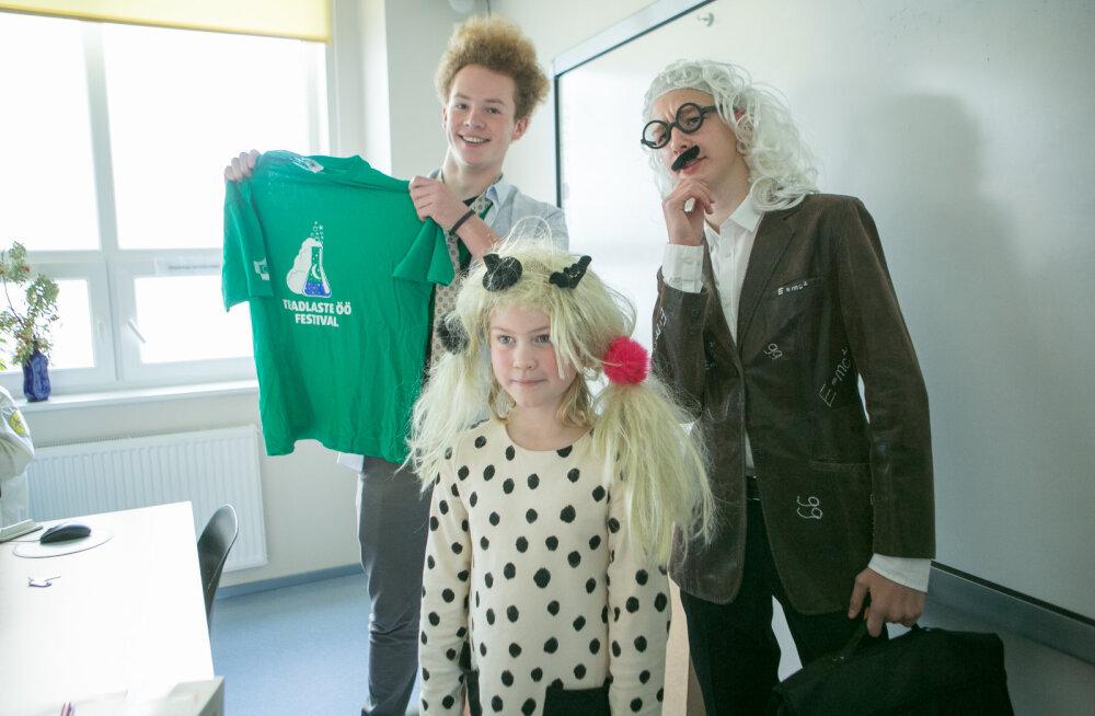 MEIE MAA | Teadlaste Öö kostüümikonkursi võitis Ermo Nõmm
