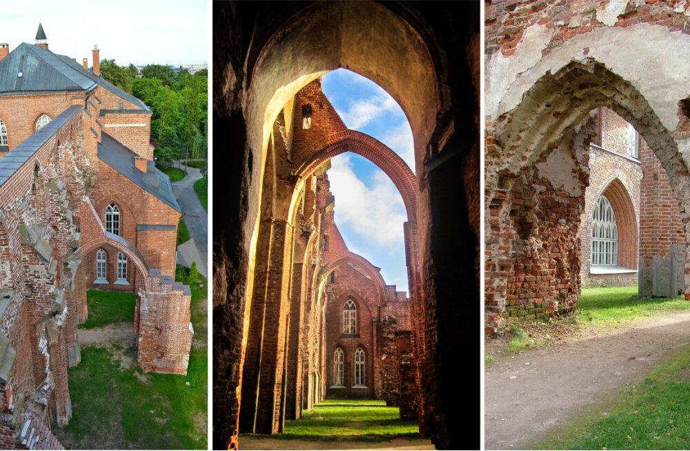 EESTI 100 AARET | Tartu toomkirik – ainus kahe torniga keskaegne kirik Eestis