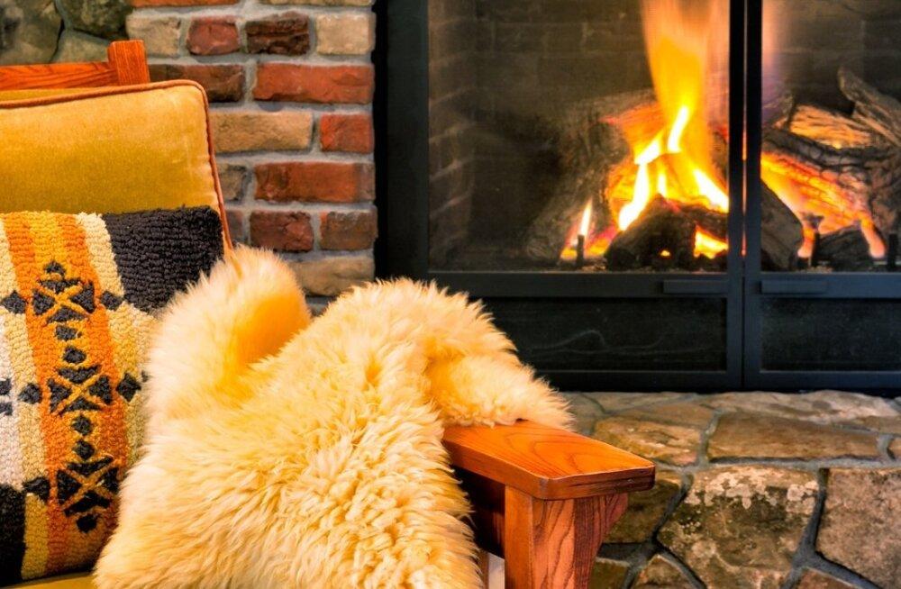 Kui maja on hästi soojustatud ja aknad-uksed tihedad, saab vähema kütmisega hakkama.