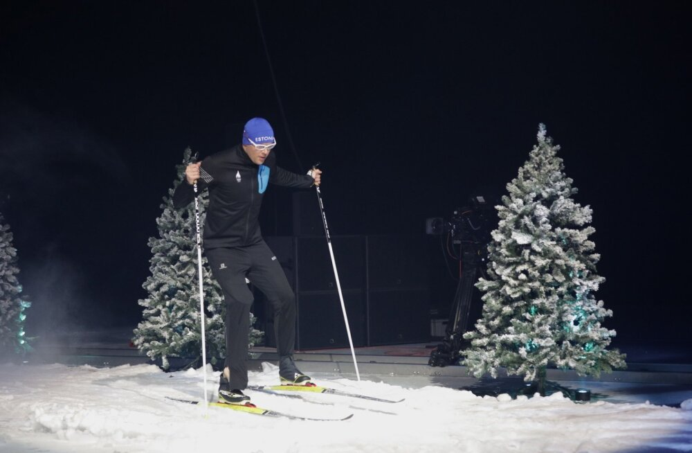 AMETLIK KINNITUS   Ujuja Kardo Ploomipuu teeb Eesti spordiajalugu ja võistleb PyeongChangi paraolümpial suusatamises