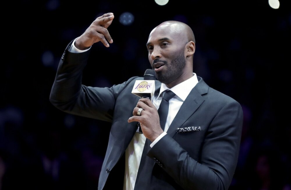 VIDEO FILMIST | Uhke saavutus: Kobe Bryant on Oscari nominent!