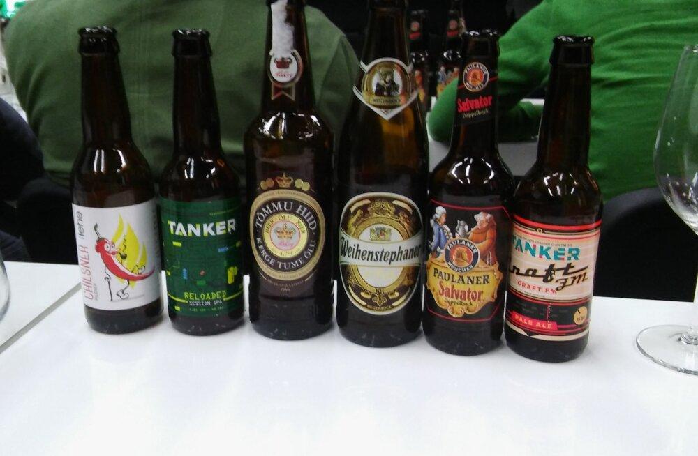 Tarkade inimeste jook ehk kuidas ma õlut degusteerides targemaks sain