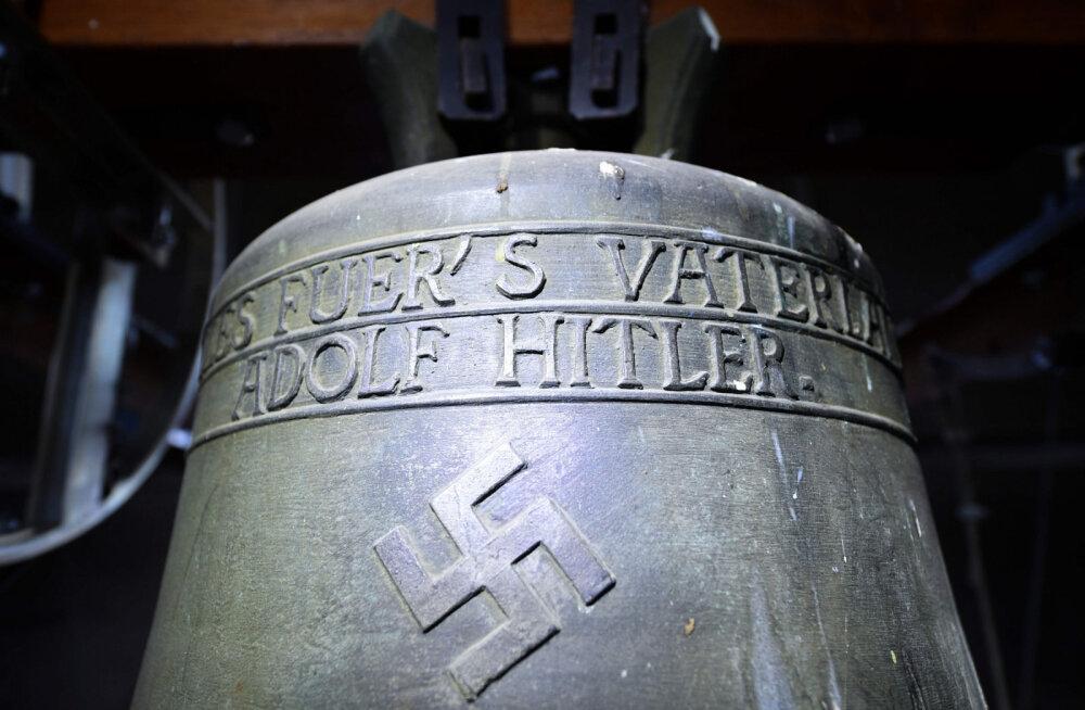 """Почему в Германии еще есть колокола времен """"третьего рейха"""""""