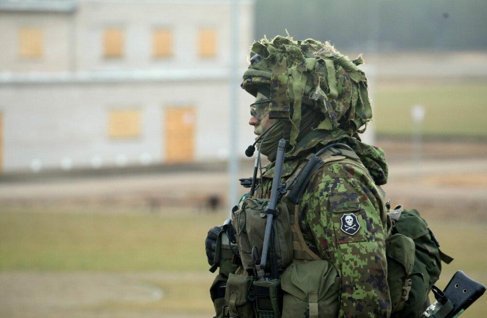 Ajakirjast Sõdur: sõjamees tundku vastasega kohtumisest karmi rõõmu