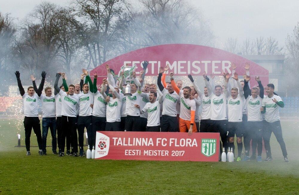 Eesti jalgpalliklubidest võib praeguse seisuga kõige kindlamalt tulevikku vaadata valitsev meister FC Flora, kes on panuse teinud eelkõige oma noormängijatele. Kes hakkavad neile lähiaastatel enim konkurentsi pakkuma, näitab juba aeg.