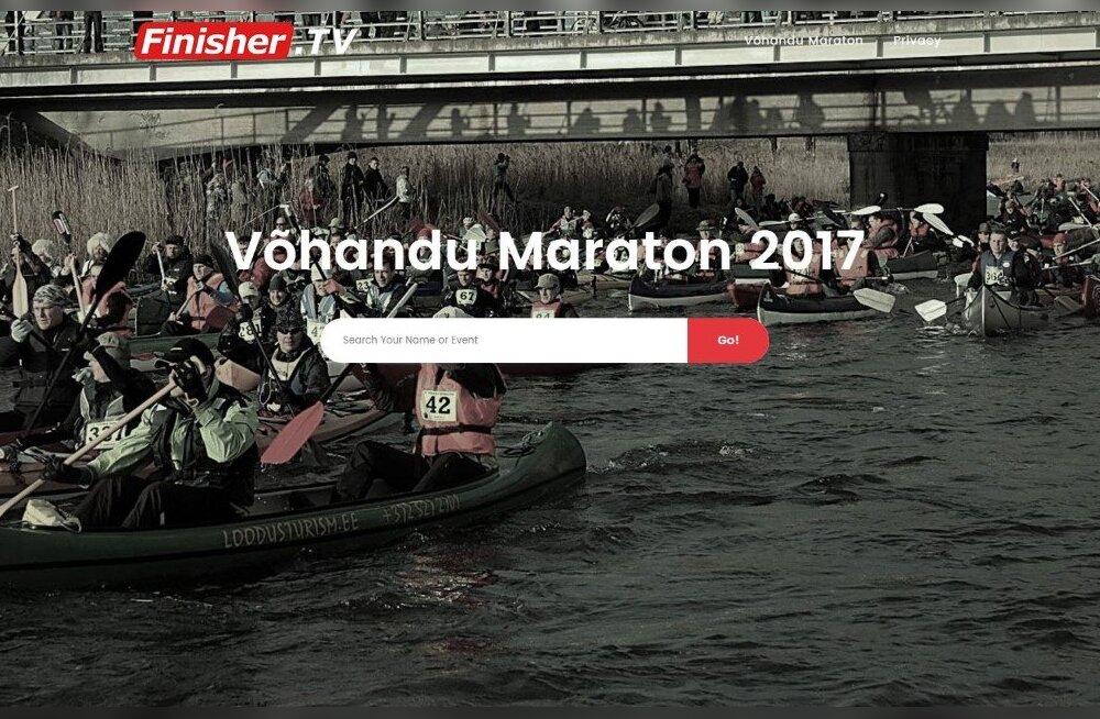 Ajujahis tuntust kogunud startup teeb Võhandu maratoni osavõtjatele esmakordselt videodiplomi