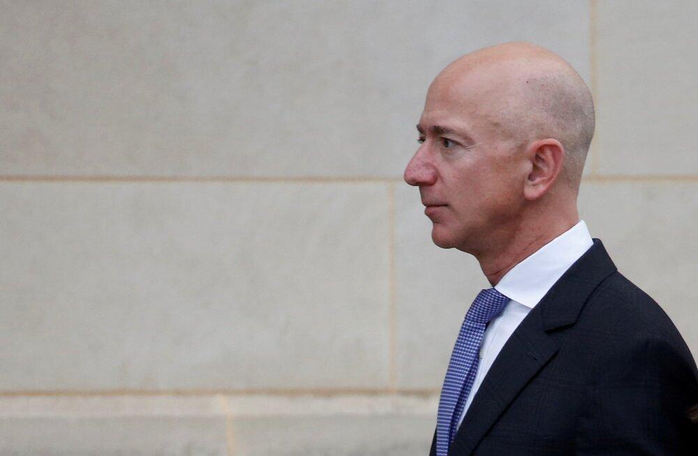 Jeff Bezosest ähvardatakse avaldada intiimelu kujutavad fotod.