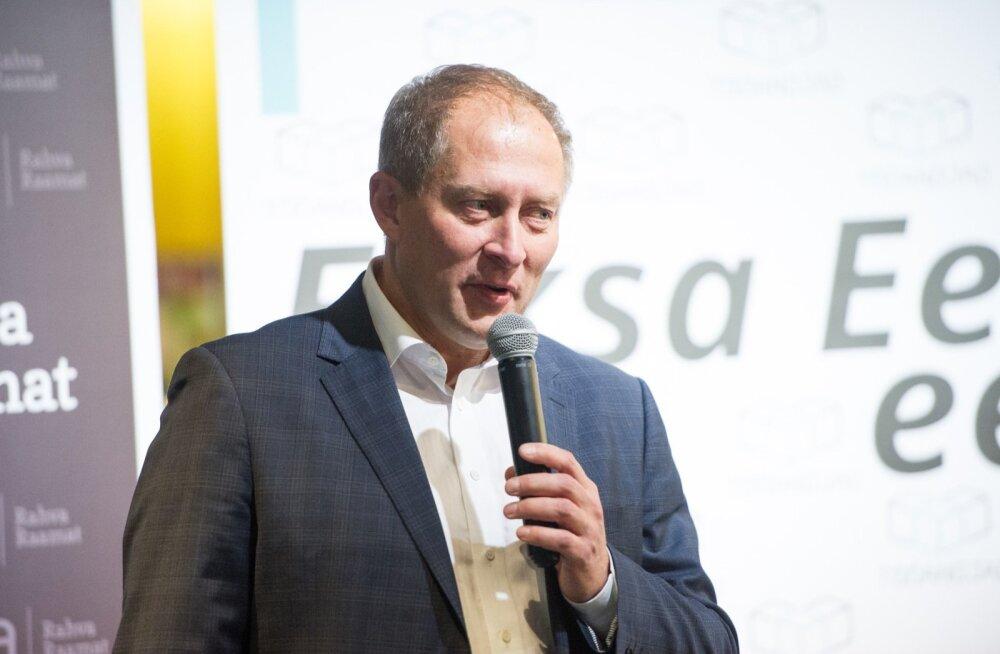 Toomas Tamsar: vale on poliitikute väide, et tööjõukvoodi kinnihoidmine takistab odavtööjõu massilist toomist Eestisse. Odavtööjõud tuleb teist teed pidi