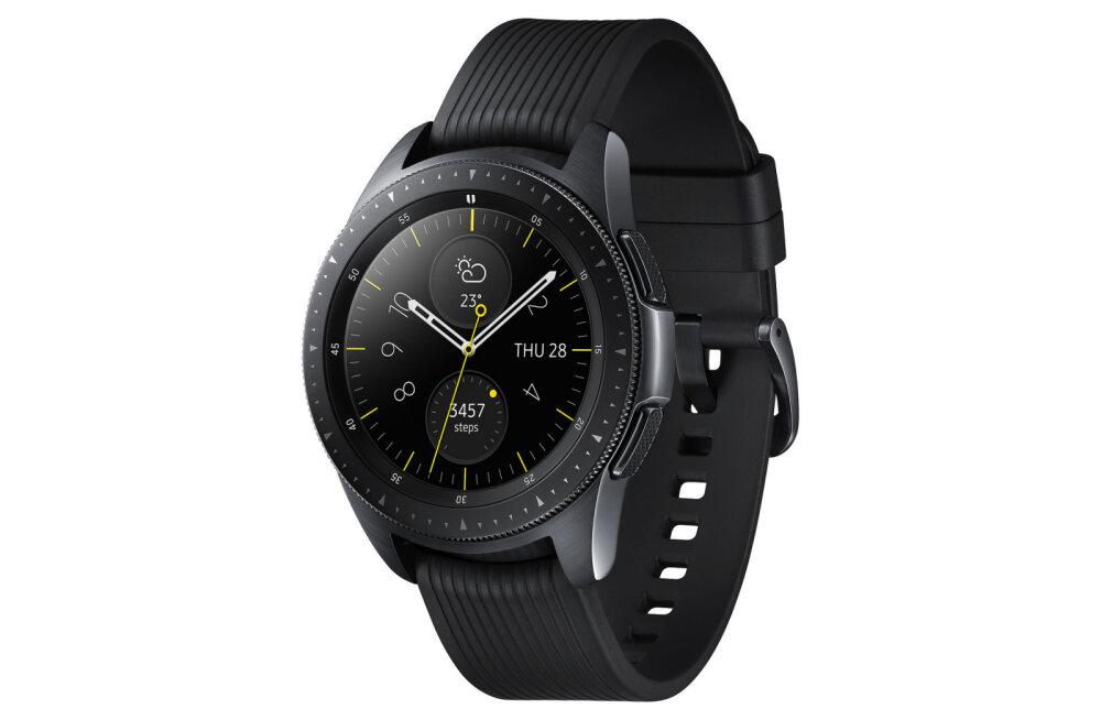 Lõpuks ometi: Samsung tõi turule nutikella Galaxy Watch, millel töötab Eestis ka e-SIM
