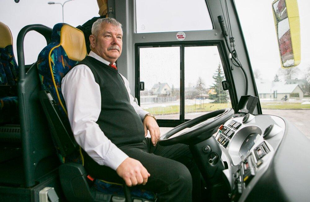MEIE MAA | Bussifirmade kahtlus ei leidnud kinnitust
