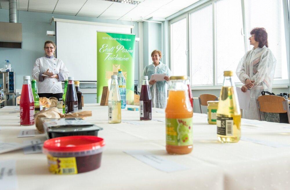 Eesti Parim Toiduaine hindamine