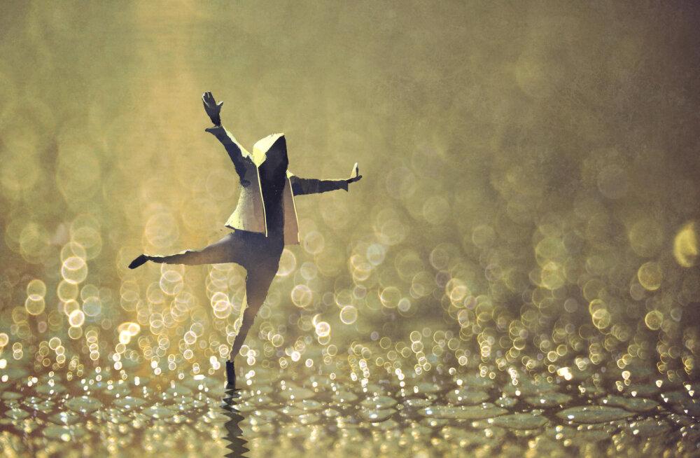 Женщин притягивают танцующие мужчины
