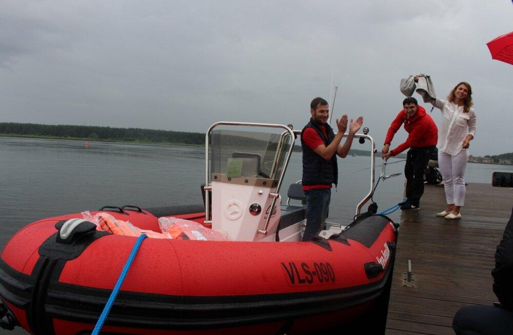 Uus paat, Narva-Jõesuu Vabatahtlik Mere- ja Jääpäästeüksus