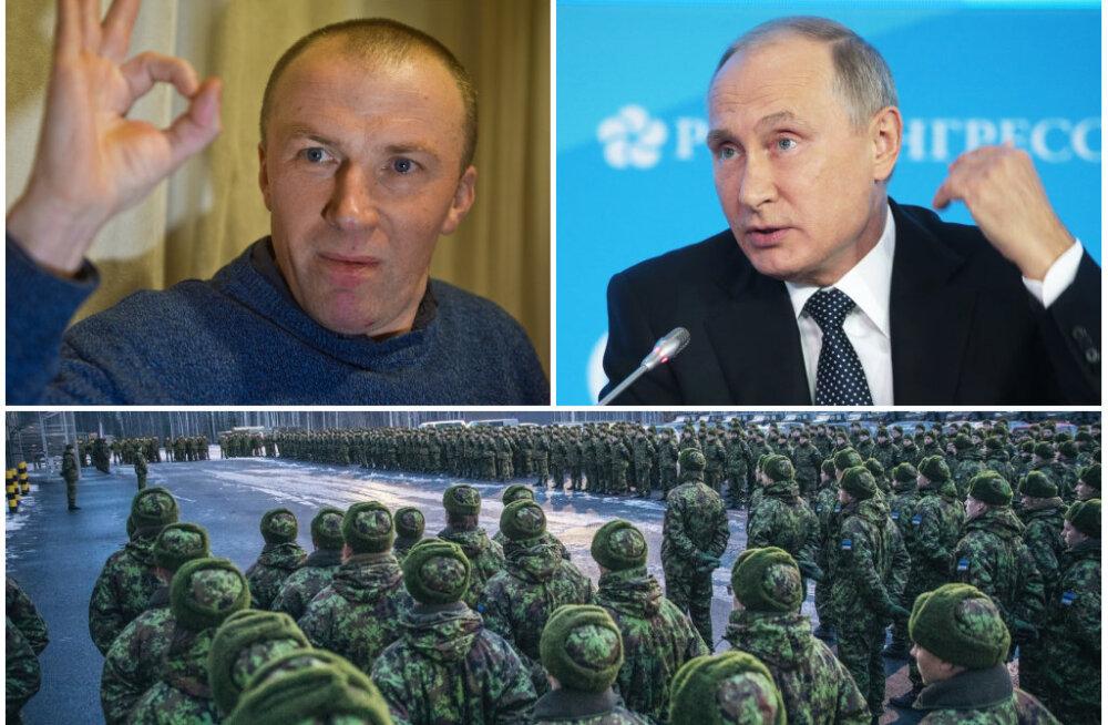 Leo Kunnas: vaid NATO poliitilisele heidutusele loota on rinderiigis naiivsuse tipp
