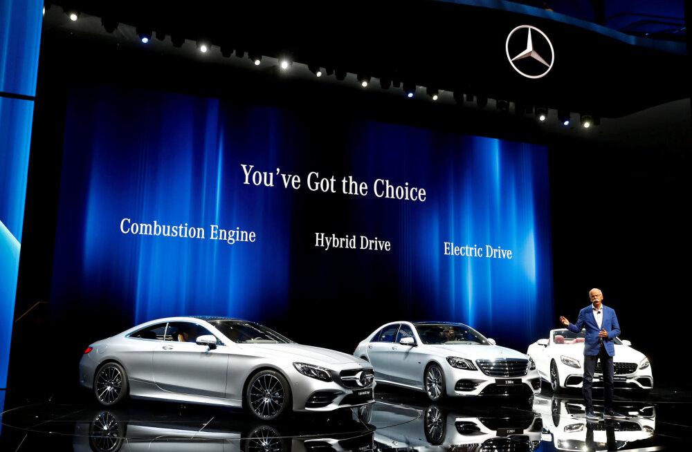 Motors24 proovisõit - kas S-klassi Mercedes on endiselt maailma parim auto?
