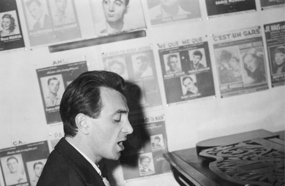 Aznavouri kutsuti isegi prantsuse Sinatraks. Nüüd tundub see analoogia pisut otsitud.