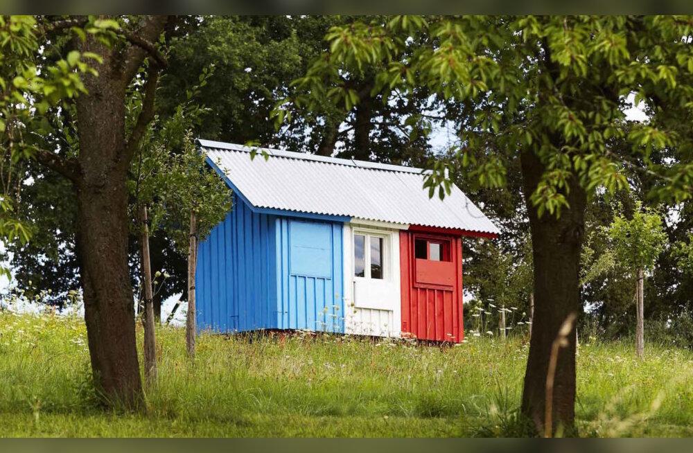 VIDEO | Kolmetoaline maja, mille püstitamiseks kulub vaid kolm tundi