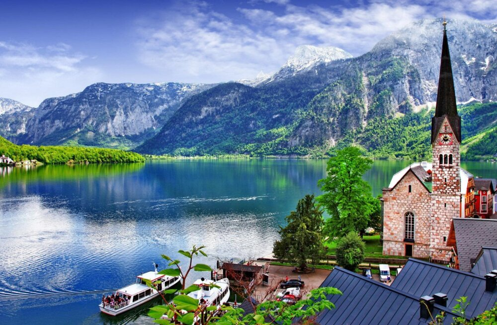 10 причин побывать в Австрии