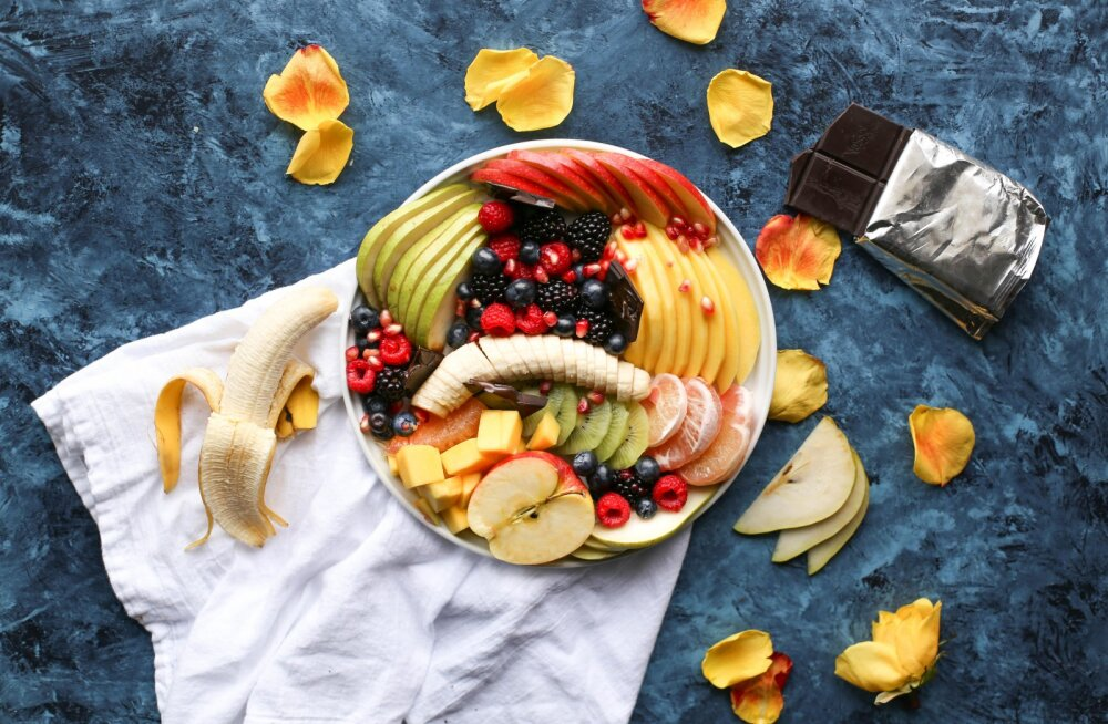 Toitumisnõustaja: puuviljades sisalduvat suhkrut ei maksa üleliia karta
