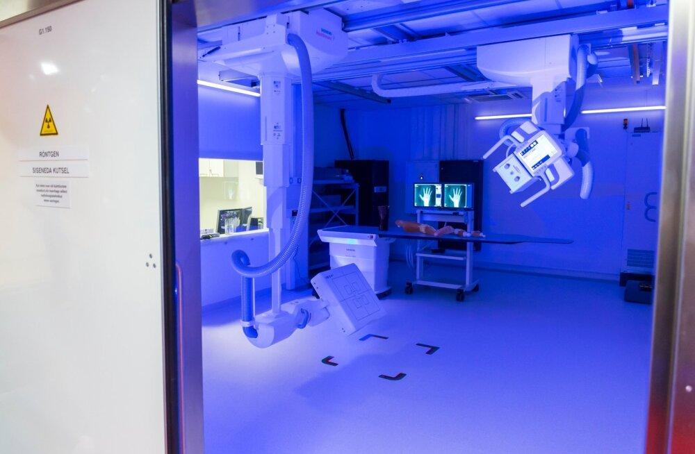 Eelmisel suvel võeti TÜ kliinikumis kasutusele uus röntgeniaparaat ja kompuutertomograaf.