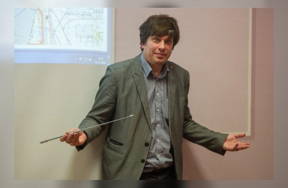 Avalik arutelu. Kultuurikatla, Linnahalli ja mere vahelise ala detailplaneering