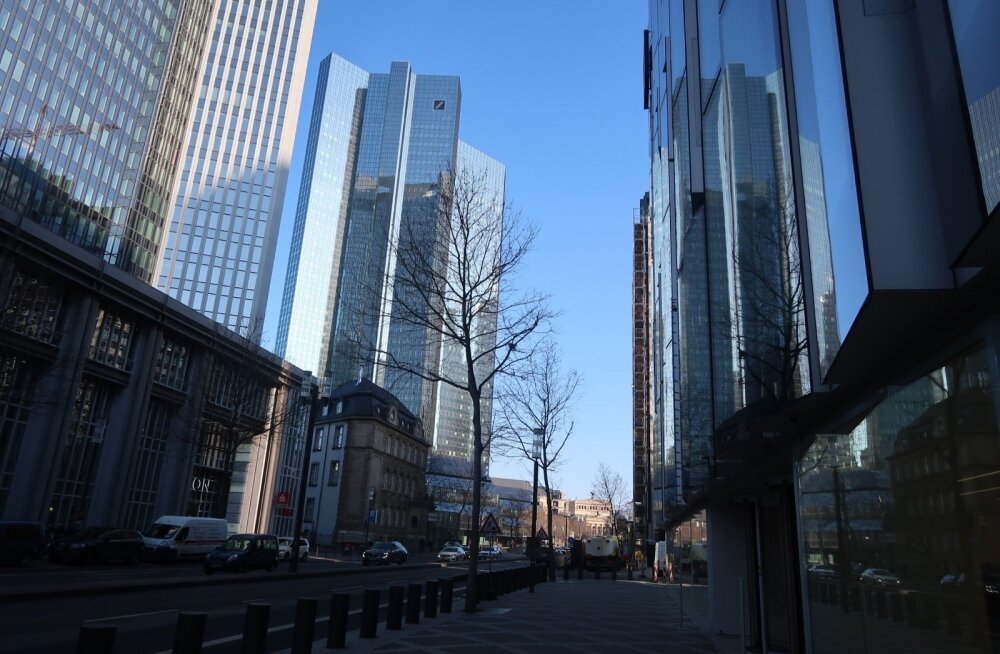 Frankfurdis Euroopa panganduskeskuses tuntakse muret, et panganduse tulevik ei pruugi olla pilvitu.