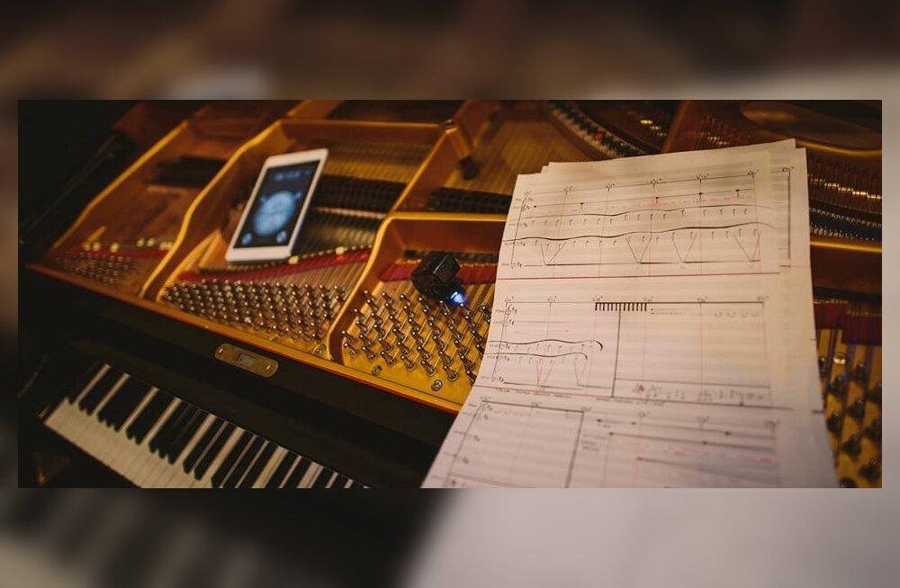 2015:160 uudisteost eesti heliloojatelt 15 riigis