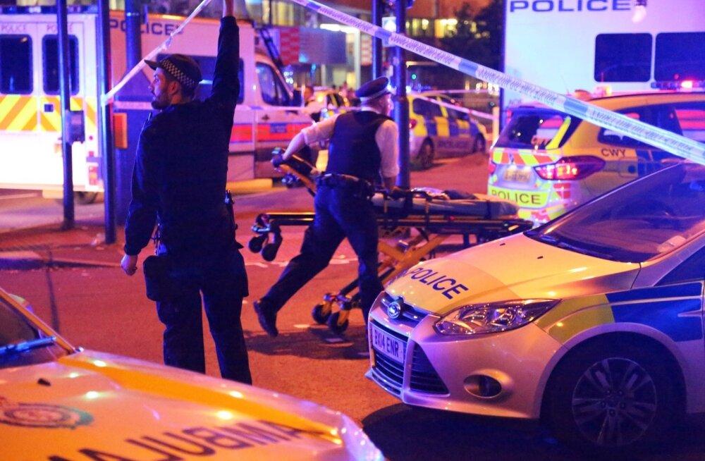 Londonis pussitati uusaastaööl surnuks neli inimest