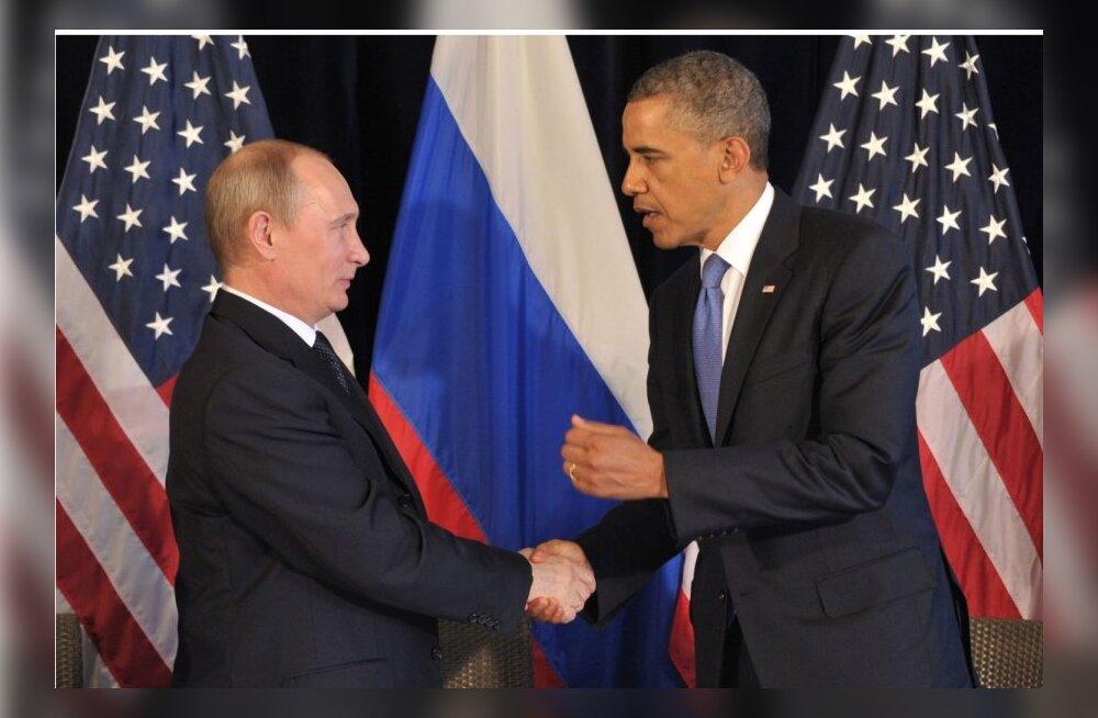 Vene allikad: Obama emissar tuleb Putinile endises Nõukogude Liidus vabu käsi andma