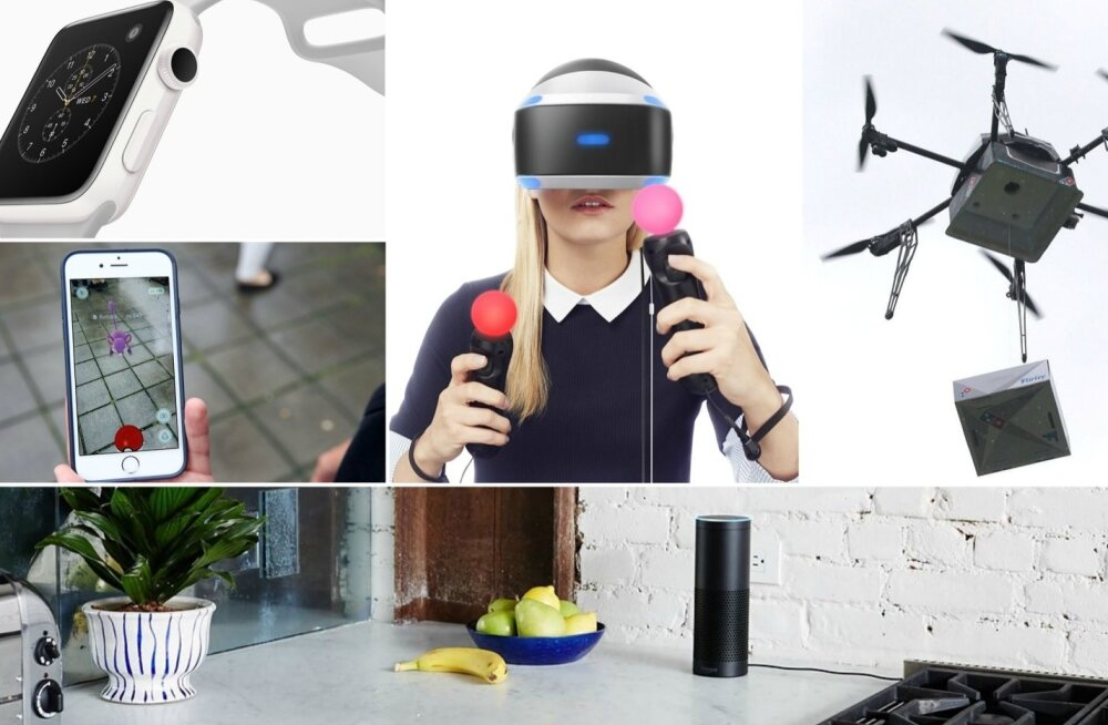 2016 tehnoloogiamaailmas: aasta, mil...