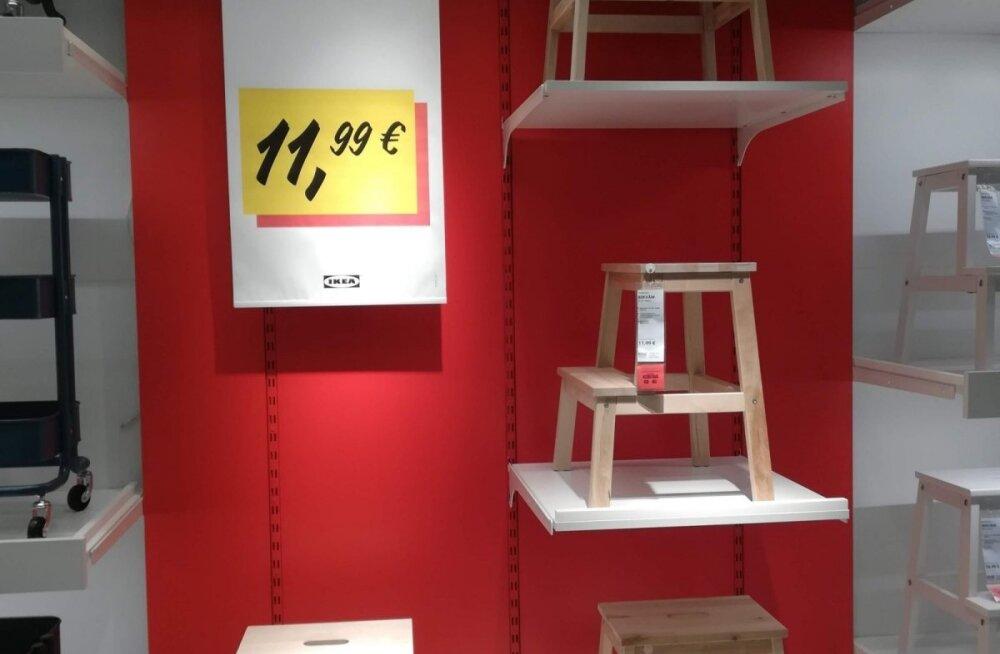 СРАВНЕНИЕ ЦЕН: Ikea в Финляндии и в Латвии — где дешевле?