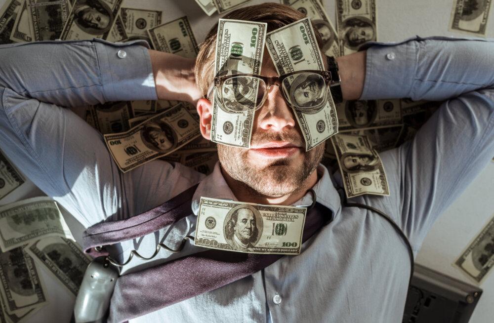 Jõukuse psühholoogia | Kuidas raha käitumist ja mõtlemist mõjutab?