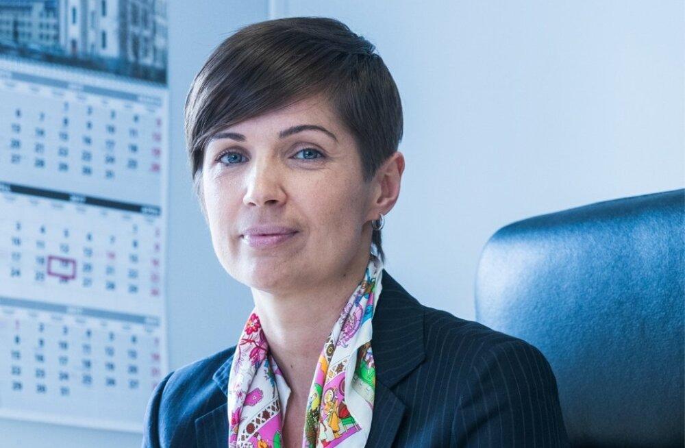 Krista Aas asub tööle PPA peadirektori asetäitjana.