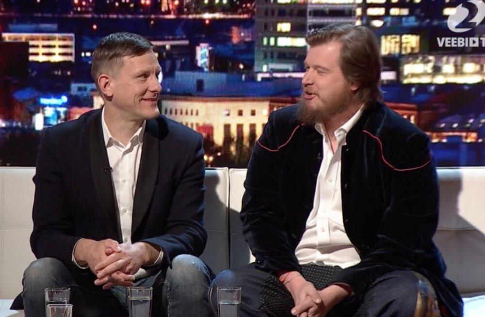 Jarek Kasar ja Jan Uuspõld oma huumorifestivalist: Luige Nokk on nagu Õllesummeri naljavariant, heas mõttes!