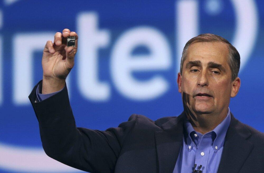 Inteli tippjuht tegi enne protsessoriskandaali ilmnemist mõned huvitavad müügitehingud