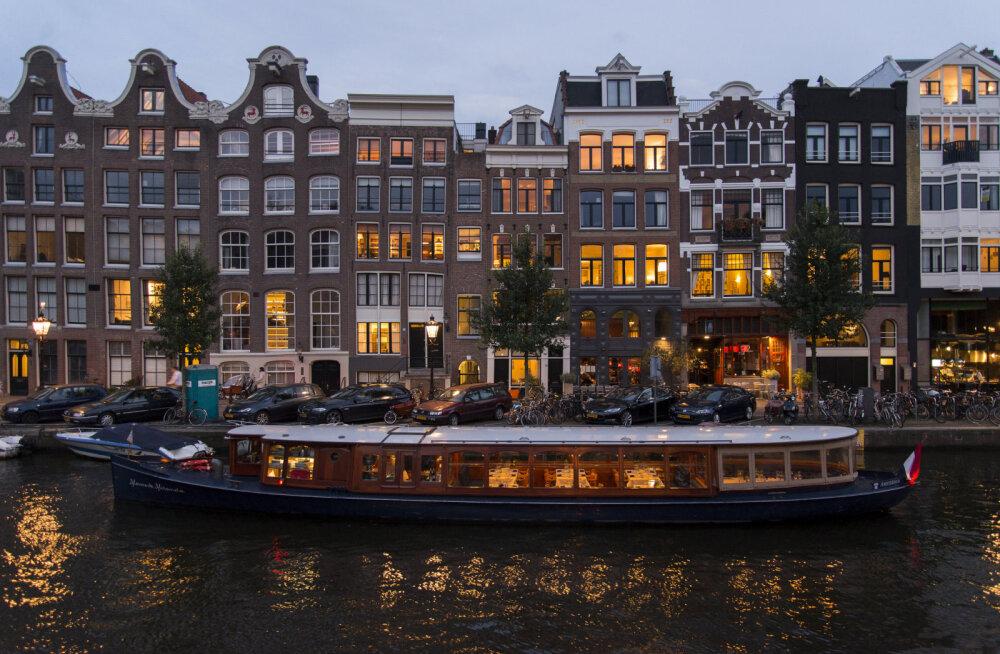 В Амстердаме станет меньше доступного жилья для туристов