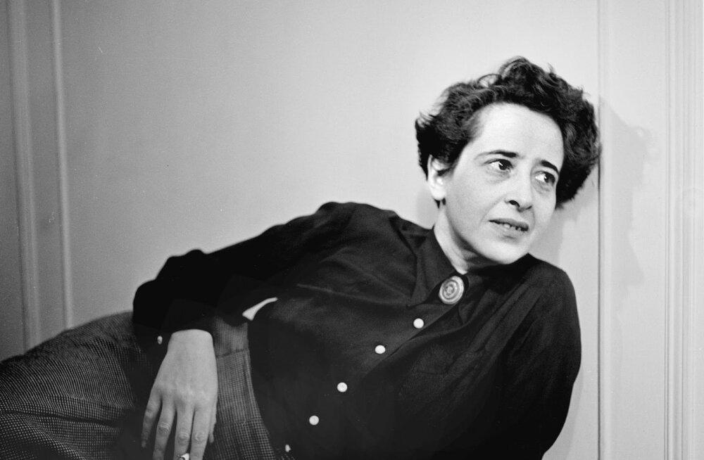 8. märtsil jõuab ekraanile XX sajandi ühe olulisema politoloogi Hannah Arendi elulugu.