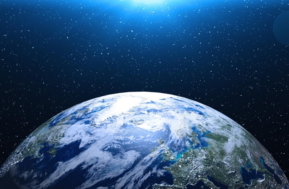Teadlased jäädvustasid Maa veealuse ümisemise