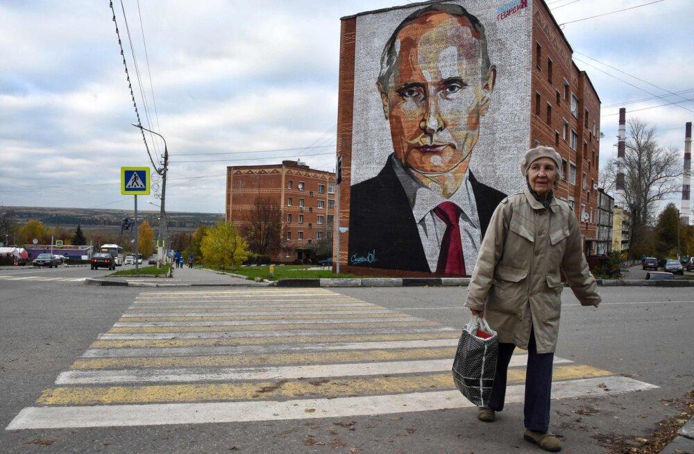 Punane oktoober. Venemaa 1917 ja 2017 aasta võrdluses tundub sarnasem kui võiks arvata