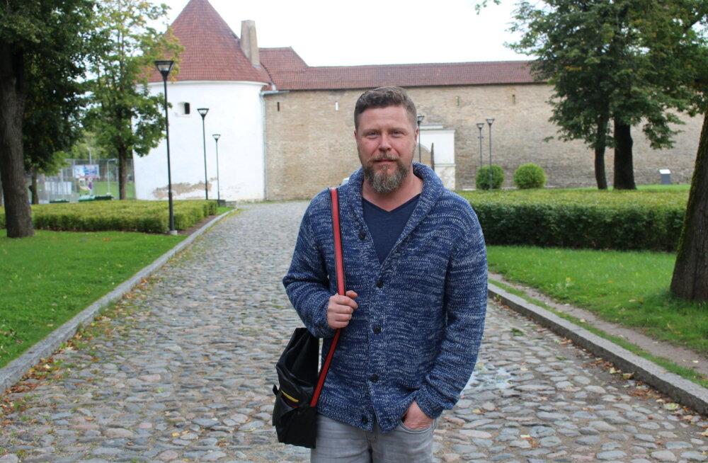 Новый городской художник Нарвы год назад покинул Театр Джигарханяна из-за конфликта с Цымбалюк-Романовской