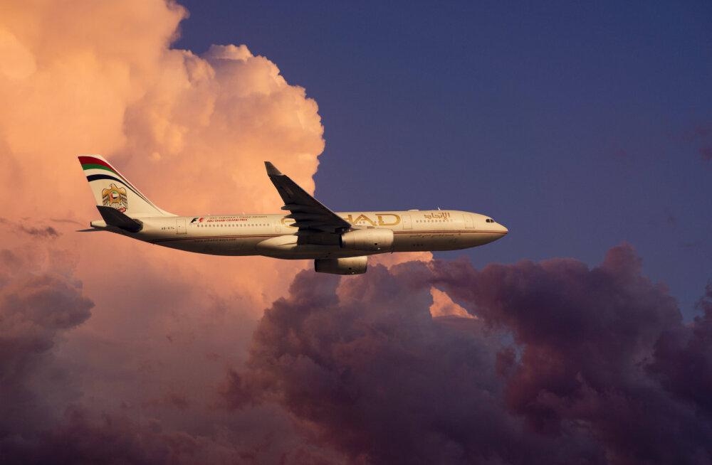 Stjuardessitöö ei sobi, aga lapsi võiksid hoida küll? Nüüd saad need kaks ühendada ja minna lennukile lapsehoidjaks