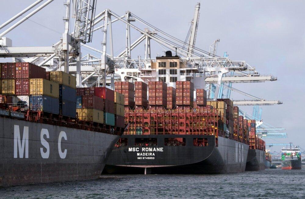 Praegu tuleb kaubalaadungi Rotterdamist Suurbritanniasse saatmiseks täita paar paberit. Kevadel mitmekordistuv bürokraatia lööb tarneahelad sassi.