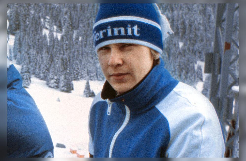 Matti Nykänen 1984. aastal